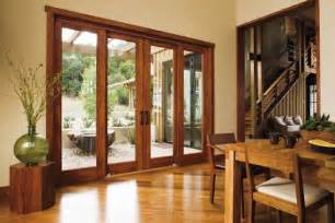 Wood Sliding Glass Doors Wood And Aluminum Exterior Sliding Glass Doors