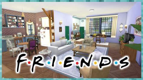 the sims 4 apartamento f r i e n d s house building