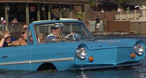boat car in disney hicars at downtown disney make a splash the news wheel