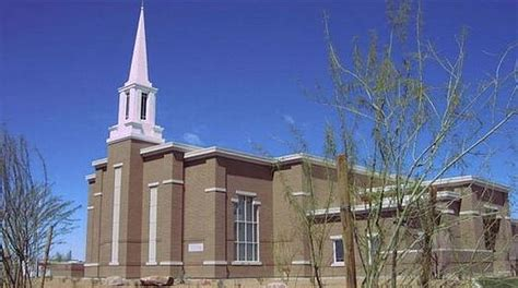 lds church unveils second solar powered meetinghouse at