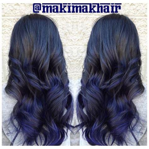 sapphire hair color joico color intensity indigo sapphire blue titanium
