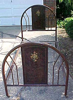 old metal bed frame antique metal bed frame twin size furniture and accessories at great expectations