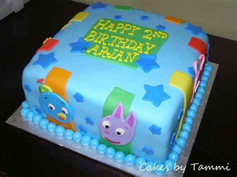 backyardigans cakes by tammi ideas hh