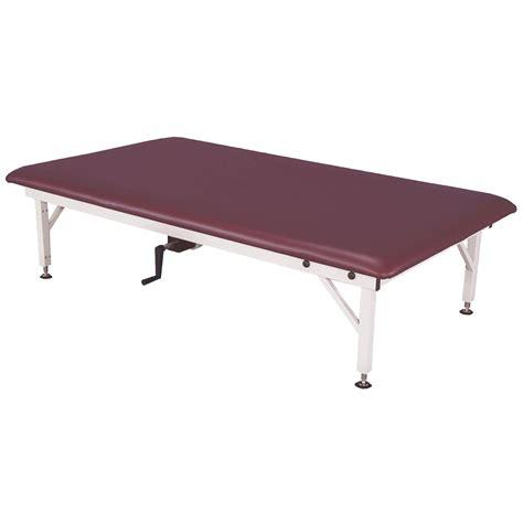 am 642 hi lo mat table mat platform tables hi lo mat
