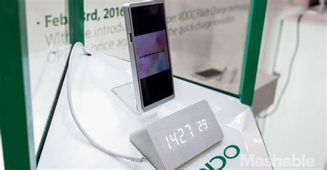 Charger Oppo 2 A Original 100 Quality 1 oppo shows a phone that can charge from 0 to 100 in 15 minutes tech