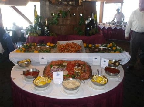 Dessert Picture Of Rusty Scupper Baltimore Tripadvisor Brunch Buffet Maryland
