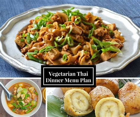 cbell kitchen recipe ideas 3 course vegetarian thai dinner menu ideas special