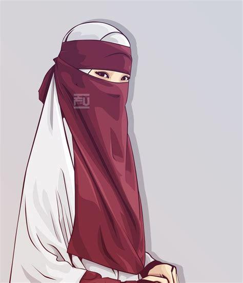 anime hijab cadar 13 best girls muslim wallpaper images on pinterest hijab