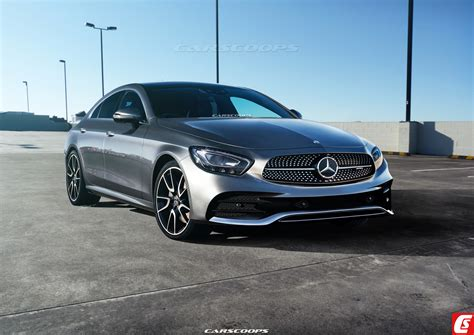 Mercedes Cls 2019 by Future Cars 2019 Mercedes Cls Will Be An Exercise On