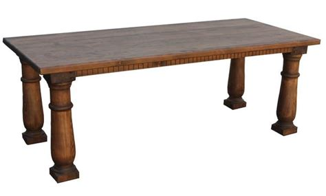 Non Wood Dining Table La Furniture Store Mortise Tenon In Los Angeles