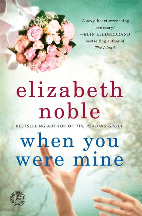review when you were mine by elizabeth noble