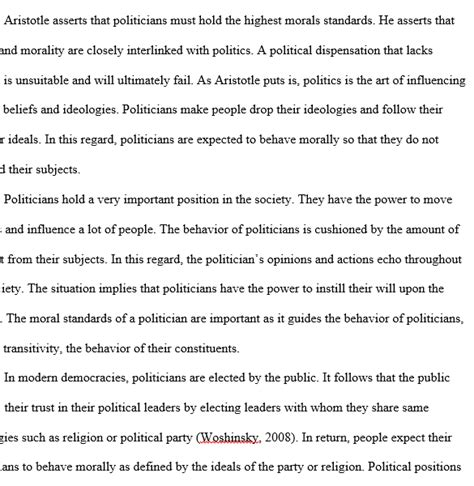 Religion And Morality Essay by Religion And Morality Essay