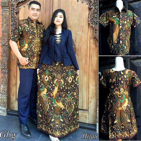 Baju Batik Keluarga 2016 jual baju batik sarimbit keluarga modern terbaru