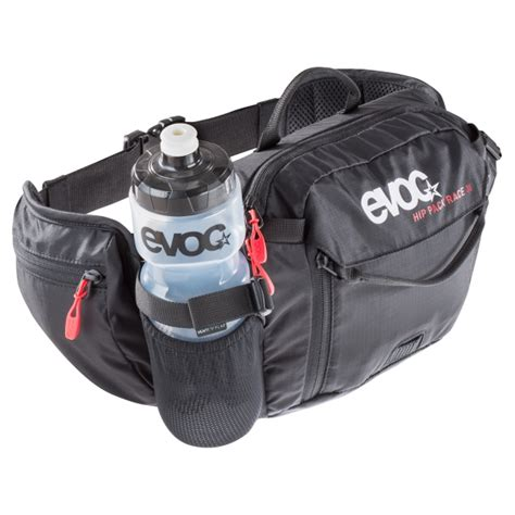 hydration hip pack evoc hip pack race 3 l hydration backpack green probikeshop