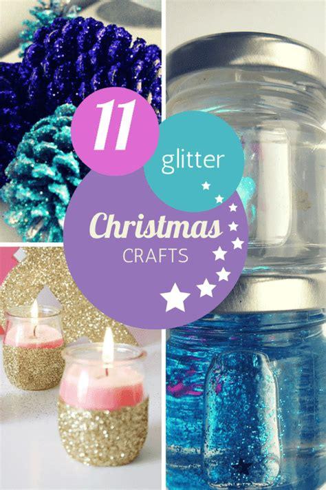 glitter crafts for 11 pretty glitter crafts for