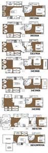 Montana Fifth Wheel Floor Plans glendale titanium fifth wheel floorplans large picture