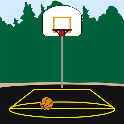 basketball court clipart basketball court clipart