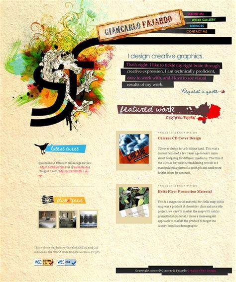 graphic design folio layout giancarlo fajardo graphic design folio focus
