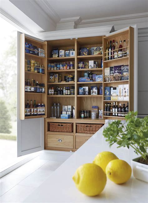 Pantry Cupboards   Kitchen Larder Cupboard   Tom Howley
