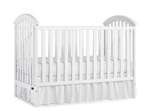 Graco Crib Dimensions by Graco Freeport 3 In 1 Convertible Crib White Shop Your