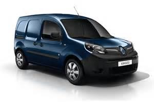 Renault Kangoo Vans Renault Kangoo Gets Engine And Spec Upgrades For 2016