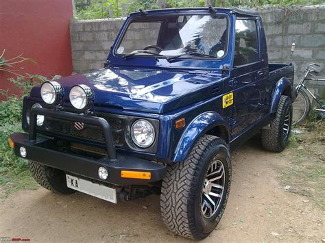 modified gypsy in kerala pics for gt modify maruti gypsy