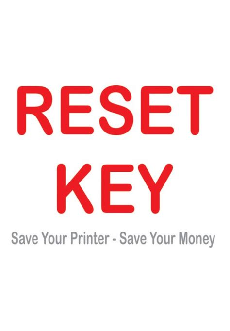 resetting keys on a keyboard reset key