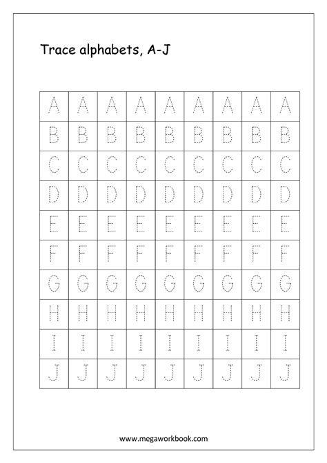tracing uppercase letters capital letters 3 free capital letter tracing worksheets letters uppercase