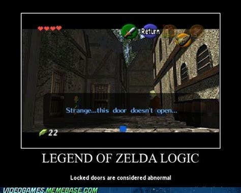 Video Game Logic Meme - image 365382 video game logic know your meme