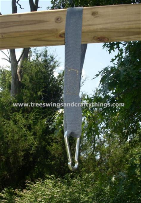 how to hang a swing without a tree how to hang a swing from a tree limb 28 images tree
