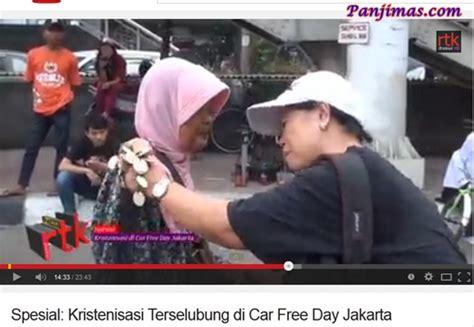 Lu Emergency Di Jakarta komar chucky bahaya kristenisasi di indonesia