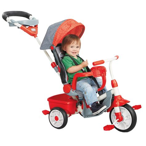 Little Tikes 5 In 1 Deluxe Ride Relax Recliner Trike