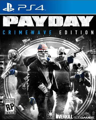Kaset Ps4 Payday 2 Crimewave Edition payday 2 crimewave edition release date leaked 1080p confirmed for ps4 playstation universe
