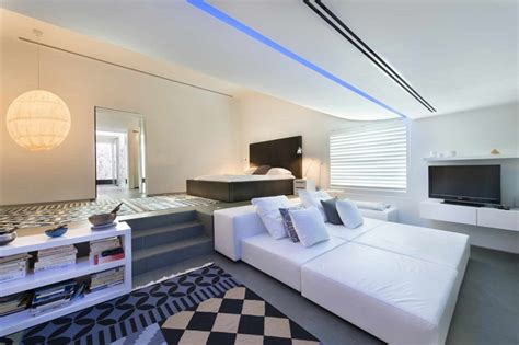 modern mansion bedroom high end luxurious modern mansion with colorful lighting
