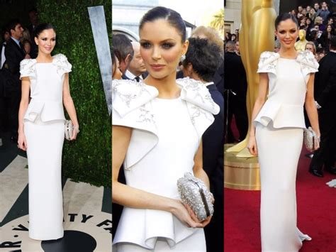 The Oscars Liveblog At Catwalk And Makeup by Le Metier De Beaute And Georgina Chapman The Academy