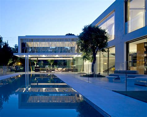 house pool party party house project by pitsou kedem architects interiorzine