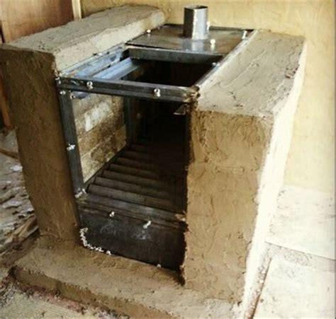 wood stove heat exchanger images