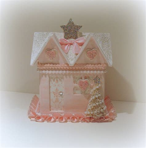 125 best shabby chic christmas ideas images on pinterest