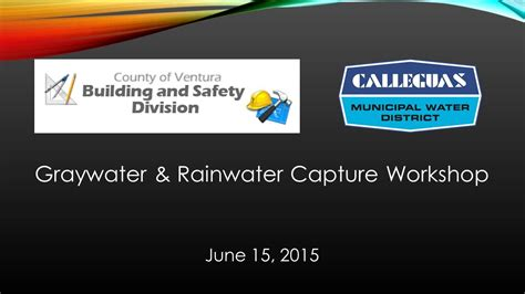 by boitumelo mmakou june 15 2015 graywater rainwater capture workshop ventura county ca