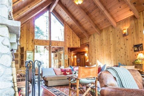 Knotty Pine Cabins Idyllwild by Great Room With Knotty Pine Ceilings And Walls Stunning