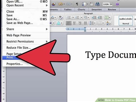 How To Create A Pdf Document With Images