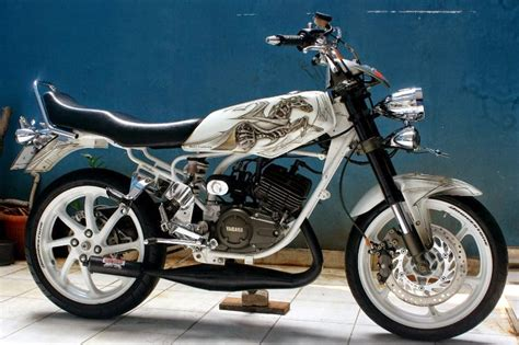 Lu Variasi Rx King gambar modifikasi rx king variasi mortech panduan modifikasi motor lengkap dan terbaru