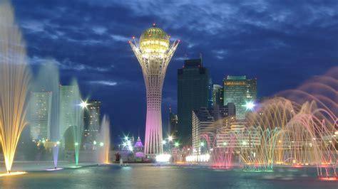 astana astana kazakhstan bayterek tower