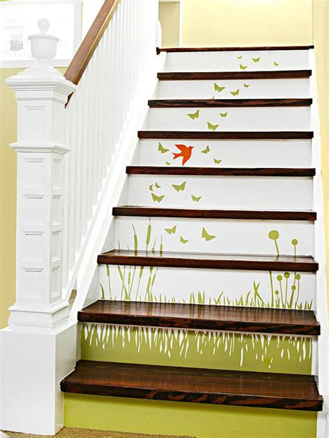 Painted Stairs Design Ideas Staircase Ideas Staircases And Masking