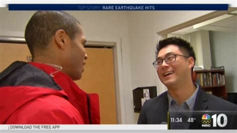 Antioch Mba Reputation by Nbc10 Report On Earthquake From Conshohocken