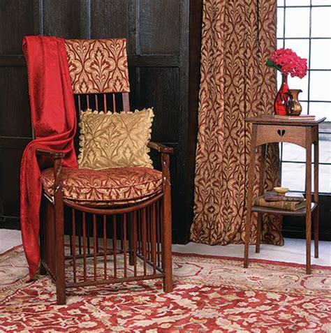 arts and crafts style curtains arts crafts revival textiles curtains to carpets arts