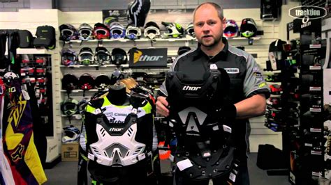 thor motocross gear nz 2014 thor sentinel xp armour from tracktion co nz