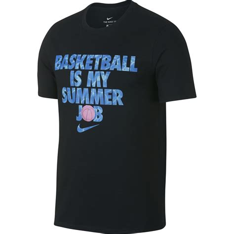 T Shirt Nike My Is t shirt nike basketball is my summer basket4ballers
