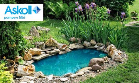 pompe e filtri per laghetti da giardino askoll pompe e filtri per laghetto