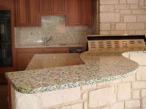 recycled marble countertops 9 best outdoors vetrazzo images on pinterest